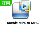 Boxoft MP4 to MPG Converter v1.0 最新版