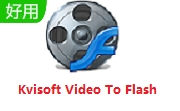 Kvisoft Video To Flash Converter v2.0.0 官方版