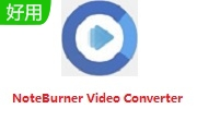 NoteBurner Video Converter v5.5.8 官方版