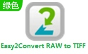 Easy2Convert RAW to TIFF