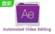 Automated Video Editing v1.11 最新版