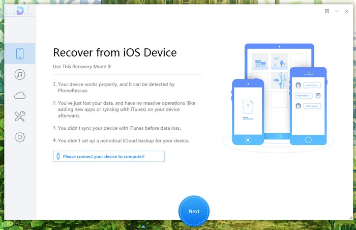 Primo viPhone Data Recovery 2.3.0 破解版