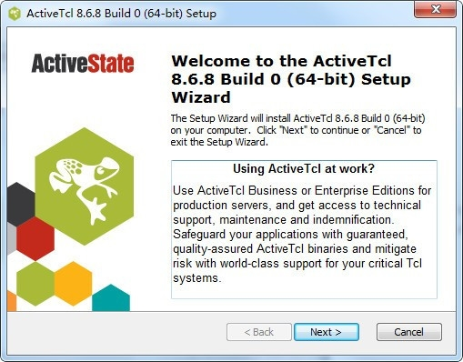 ActiveTcl v8.6.8.0 官方版